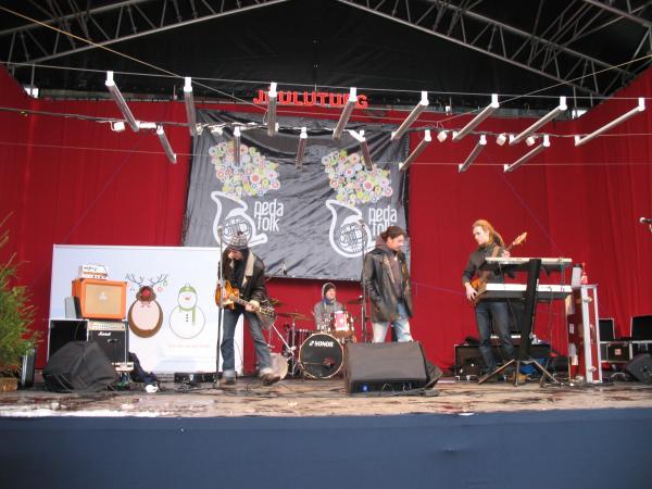 Концерт на Ратушной площади